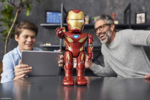 UBTECH Marvel Avengers: Endgame Iron Man Mk50 Robot by UBTECH (Image #5)