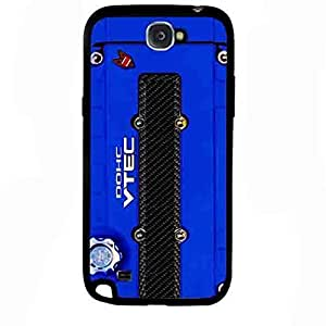 JDM DOHC Vtec Inspired BLUE Valve Cover RUBBER Back Case