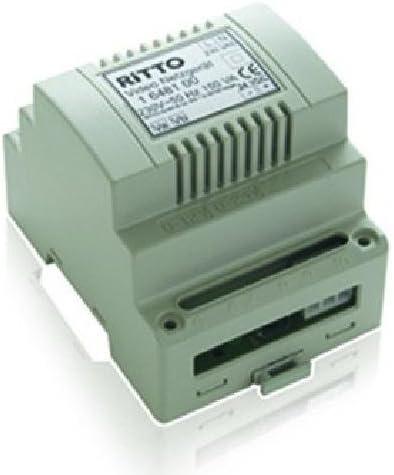 Ritto 2857298 - Fuente de alimentación unidad de vídeo 220v, 24v ac, distribuidor, 1t rge 1.648.102