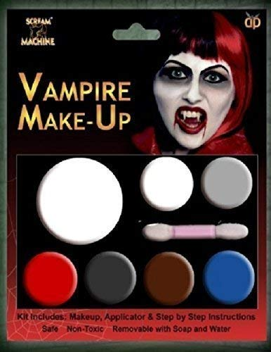 Halloween Vampire Makeup Face Paint Great for Parties and Fancy Dress -
