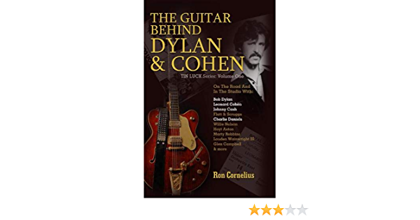 The Guitar Behind Dylan & Cohen (Luck): Amazon.es: Cornelius ...