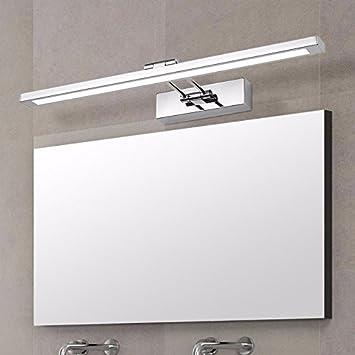 Spiegel Mit Licht Für Bad sjun schlanke minimalistische edelstahl bad führte spiegel