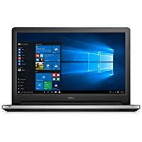 Dell Inspiron 15 5000 Series 15.6-Inch FHD Touchscreen Laptop - 6th Generation Intel Core i7-6500 2.5GHz, 512GB SSD, 8GB Memory, AMD Radeon R5 M335 4GB, DVD Burner, Windows 10