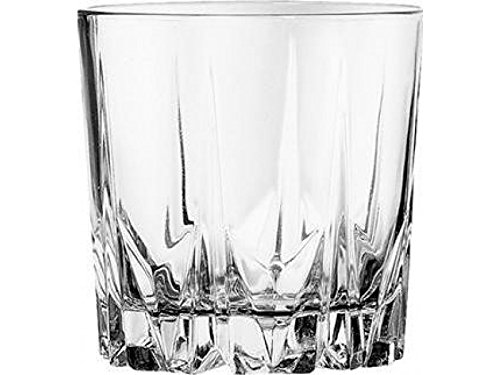 Pasabahce Karat Juice Glass Set, Set of 6 Glassware & Drinkware at amazon