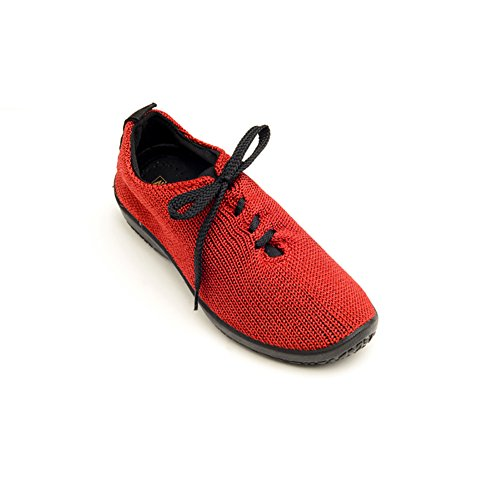 Arcopedico 1151 LS Womens Oxfords Shoes, Red, Size - 41 by Arcopedico