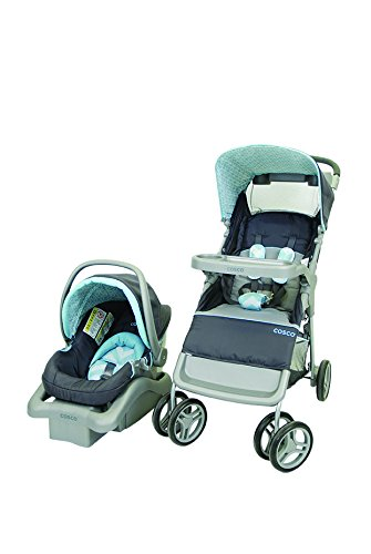 Cosco Lift and Stroll Travel System-Euro Dorel Juvenile Canada 01211CCUC