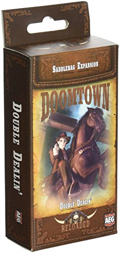 Doomtown Reloaded Saddlebag Expansion: Double Dealin'