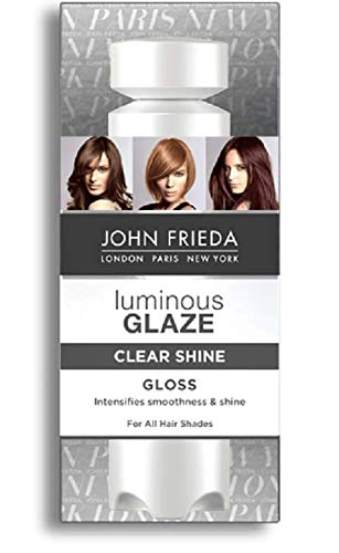 John Frieda Luminous Glaze Clear Shine Gloss, 6.5 Ounces (Best Products For Shiny Glossy Hair)