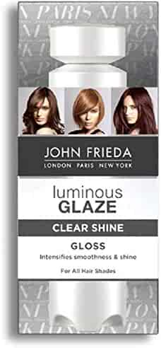 John Frieda Luminous Glaze Clear Shine Gloss, 6.5 Ounces