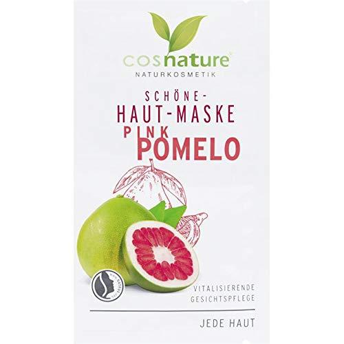Cosnature Pflege Gesichtspflege Schöne-Haut-Maske Pink Pomelo 8 ml