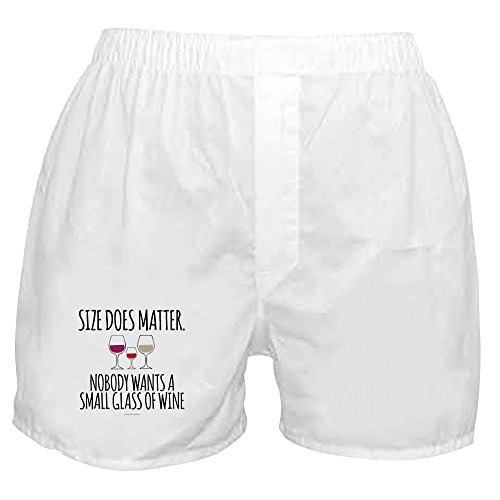Baileys Point Mens Valentines Day Heart Boxers She Loves Me Boxer Shorts Small