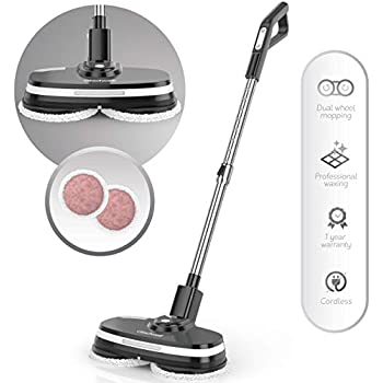 Amazon Com Gladwell Cordless Electric Mop 3 In 1
