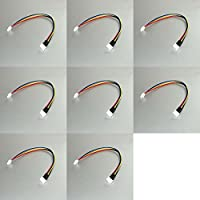 8 x Quantity of Walkera QR X350 PRO JST JST-XH 3S Balance Wire Extention 20cm adapter 11.1v LiPo Battery Cable Li-Po