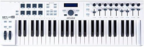 Arturia KeyLab 49 Essential Universal MIDI Controller and Software
