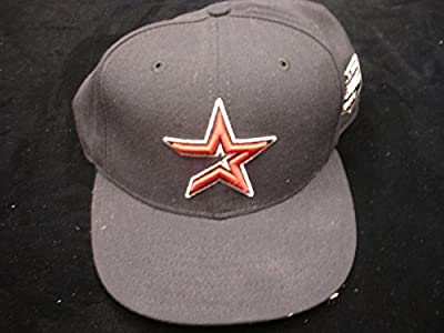 Octavio Dotel Game Worn Opening Day 2000 Houston Astros Baseball Hat