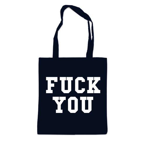 Fuck You Bag Black