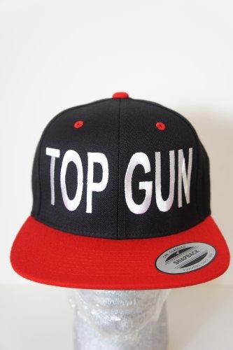 Top Gun Adam Devine Workaholics Snapback Hat -