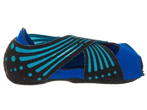 Nike 811650-401 - Zapatos de danza clásica Mujer Azul (Racer Blue / Blue Glow-Black)