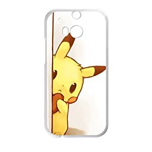HTC One M8 Phone Case Cover pikachu ( by one free one ) P65241