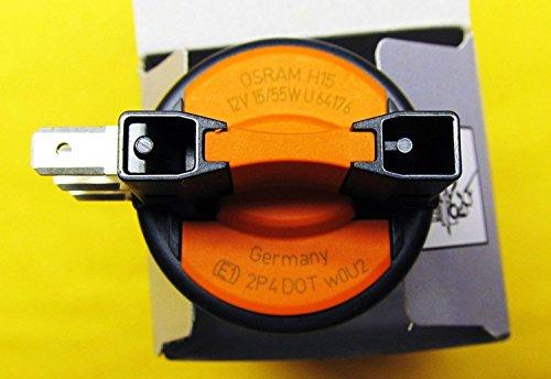 Osram / Sylvania #64176 Bulb 12 V, 15/55 W, PGJ23t-1 Base, T-4 shape