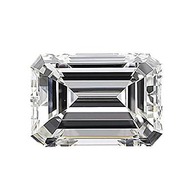 「ダイヤモンドルース エメラルドカット」の画像検索結果