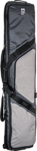 Rome Snowboards Escort Snowboard Travel Bag, Black, One Size
