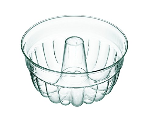Simax Glassware 5031 Sculptured Cake Form Bundt Pans by Simax Glassware