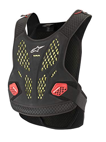 Sequence Off-Road Motocross Chest Protector (Medium/Large, Anthracite ()
