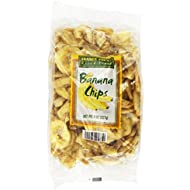 Trader Joe's Banana Chips 8 Oz (Pack of 3)