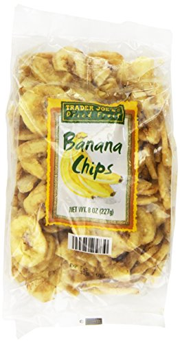 Trader Joe's Banana Chips 8 Oz Pack of 3 ()