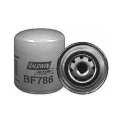 Baldwin BF786 Heavy Duty Diesel Fuel Spin-On Filter: Automotive