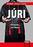 capa de Júri. Persuasão na Tribuna