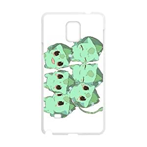 bulbasaur pokemon Samsung Galaxy Note 4 Cell Phone Case White 53Go-146766