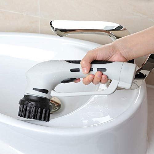 YBZS IPX7 Wireless Handheld Cleaner Électrique Scrubber Brosse De Nettoyage Outil Rechargeable pour La Voiture Accueil Kicthen Laveur De Voiture