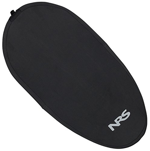 Cockpit Cover - NRS Super Stretch Neoprene Cockpit Cover, Universal Plus Black