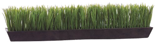 Allstate Floral & Craft Faux Grass, 6 by 26-Inch, Green