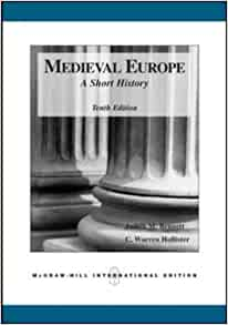 medieval europe a short history pdf