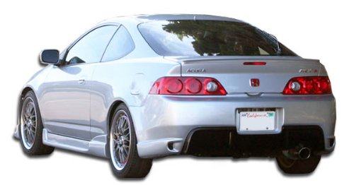 Duraflex ED-BRJ-779 I-Spec 2 Rear Bumper Cover - 1 Piece Body Kit - Compatible For Acura RSX - Body Bumper Kit 2 Rear