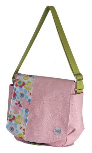 Amazoncom Haikuto Go Toddler Tote Salmon Pink Diaper Tote Bags