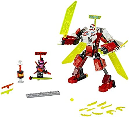 Lego Ninjago Kai S Mech Jet 71707 Toy Plane Building Kit New 2020 217 Pieces Buy Online At Best Price In Uae Amazon Ae