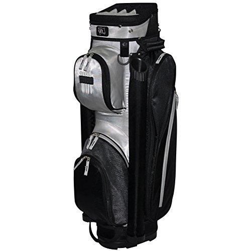 rj-sports-manhattan-cart-bag-black-9-inch