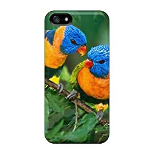 USMONON Phone cases Iphone Iphone 5 5s Case Cover With Shock Absorbent Protective Case