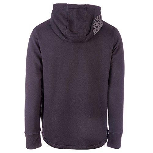 Black External In Mens Hoody Zip Full Fastening Timberland Logo SwAqBTRYY