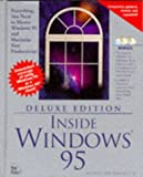 img - for Inside Windows 95 book / textbook / text book