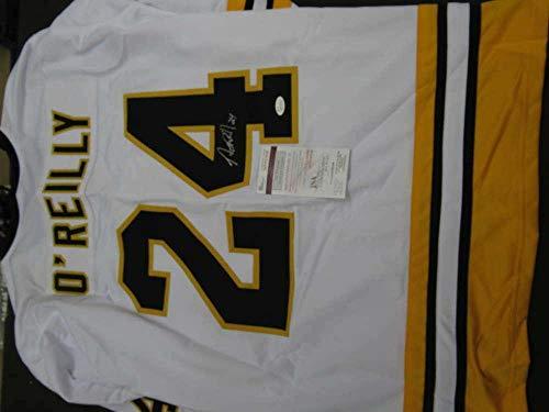 - Terry Oreilly Signed Auto Autograph Boston Bruins Jersey Coa Au5238 - JSA Certified - Autographed NHL Jerseys