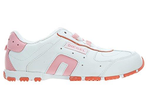 Diesel Women Footwear Sneakers - Diesel Wham! Style: 104100001884-WHITE Size: 2