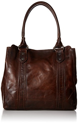 Frye Melissa Tote, Dark Brown, One Size ()