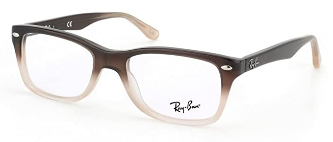 RAY BAN EYEGLASSES RB 5228 BROWN 5043 RB5228