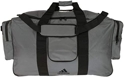 Adidas Heavy Duty Extra Large Team Carry Equipment Duffel Bag