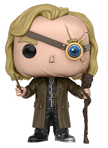 Funko Harry Potter Mad-Eye Moody Pop Figure